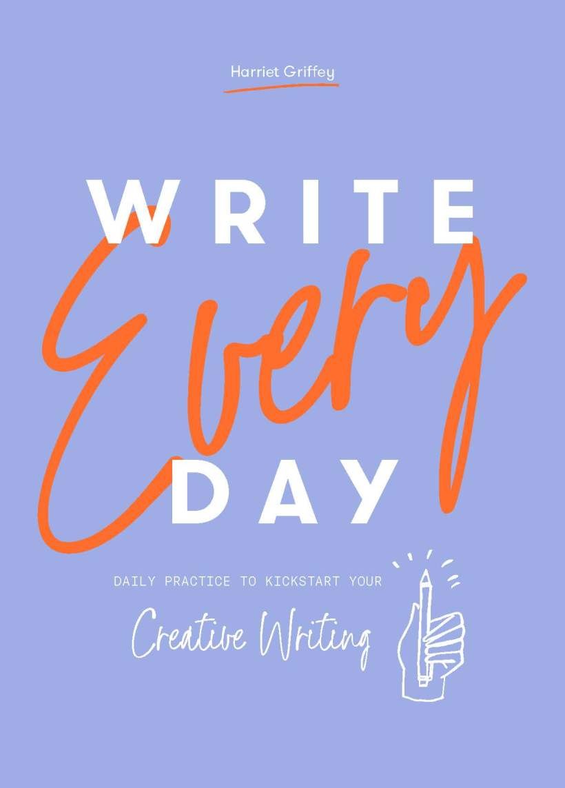 Write Every Day_front cover
